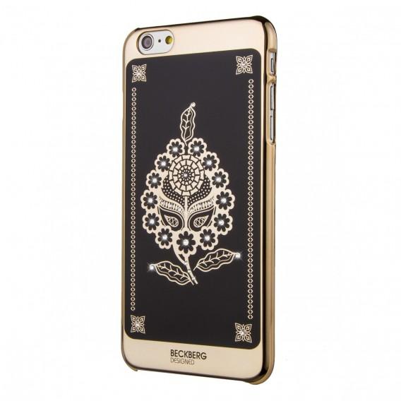 Beckberg Luxus Strass Bling Case iPhone 6 5`5