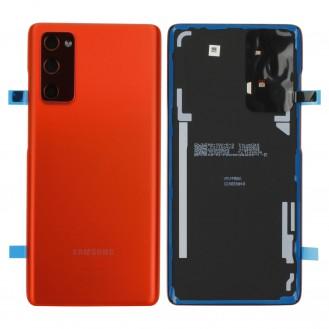Samsung Galaxy S20 FE G780F/G781B Akkudeckel, Cloud Red