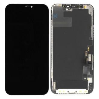 LCD Display kompatibel mit iPhone 12, / iPhone 12 Pro, Schwarz Refurbished