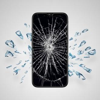 iPhone  13 Mini Vollbild Panzer Glas Display Schutzfolie