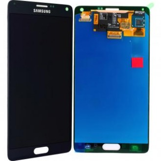More about Original Samsung Galaxy Note 4 SM-N910 LCD Display Schwarz