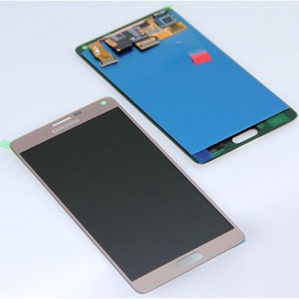 More about Original Samsung Galaxy Note 4 SM-N910 LCD Display Gold