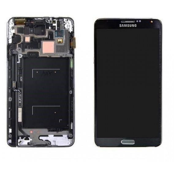 Original Schwarz Samsung Galaxy Note 3 SM-N9005 LCD Display