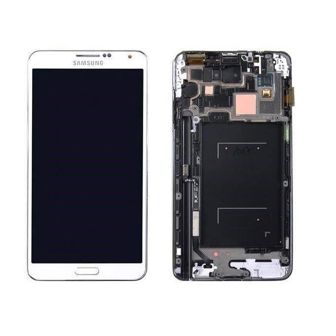 Original Weiss Samsung Galaxy Note 3 SM-N9005 LCD Display