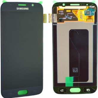 More about Original Samsung Galaxy S6 SM-G920 LCD Display Schwarz