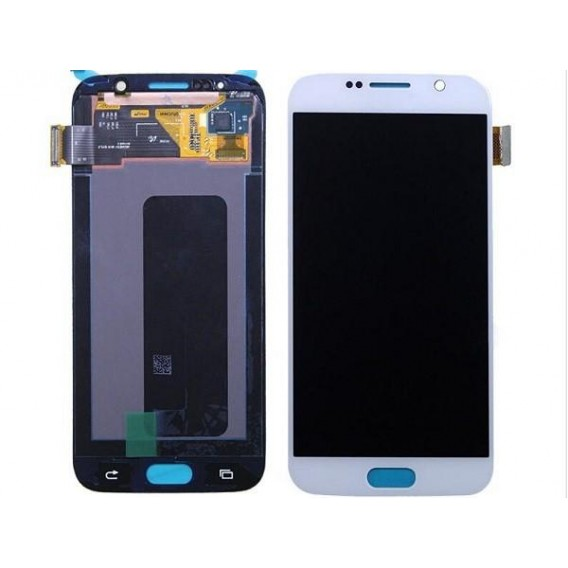Original Samsung Galaxy S6 SM-G920 LCD Display weiss
