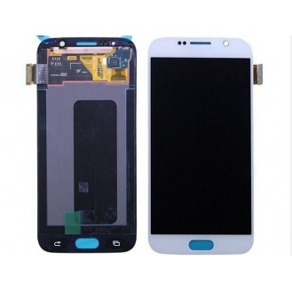 More about Original Samsung Galaxy S6 SM-G920 LCD Display weiss