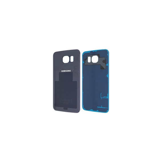Samsung G920F Galaxy S6 Akkufachdeckel Schwarz