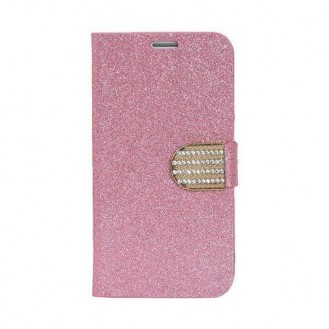 More about Bling Strass Hülle mit Kredit Karten Slots Galaxy S6 Rosa