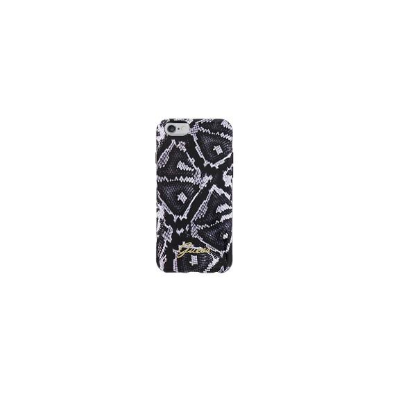TPU Case Guess Animalier für Apple iPhone 6, 6s Schwarz