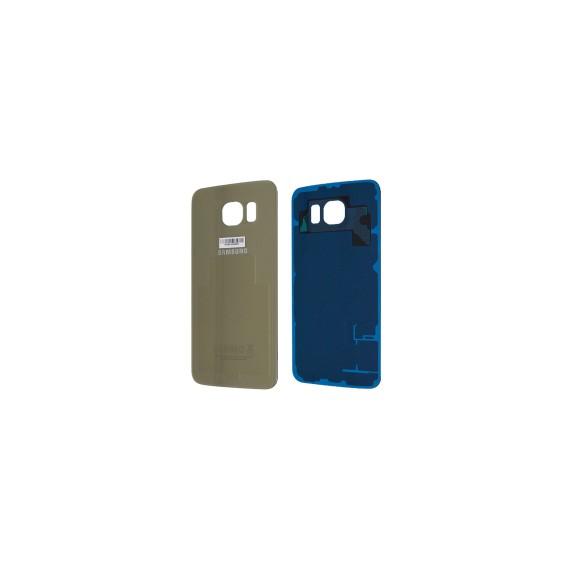 Samsung G920F Galaxy S6 Akkufachdeckel Gold
