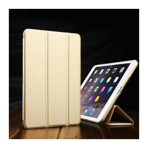iPad Pro Smart Cover Case Gold