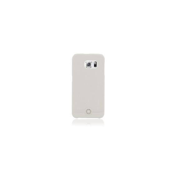 Faceplate Mercedes Pure Line für Samsung G920F Galaxy S6 Grey