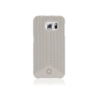 Faceplate Mercedes Pure Line Samsung Galaxy S6 Perforated
