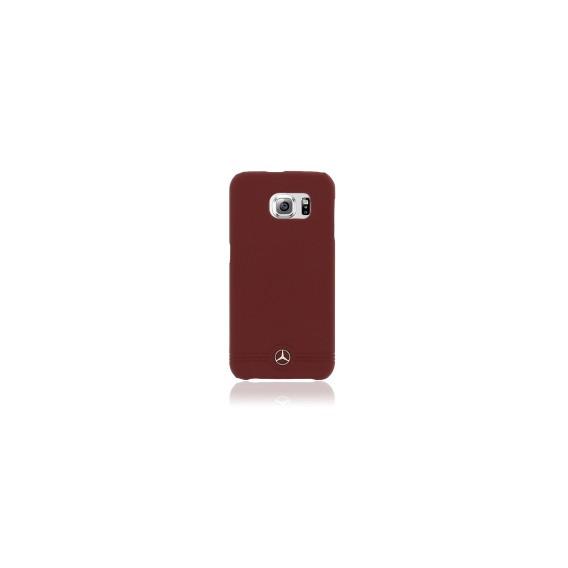 Faceplate Mercedes Pure Line für Samsung G920F Galaxy S6 Red
