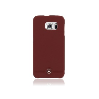 Faceplate Mercedes Pure Line für Samsung G920F Galaxy S6 Red
