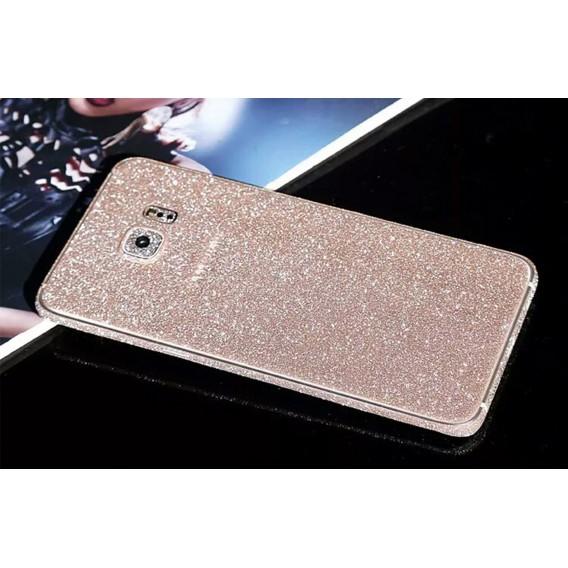 Samsung s6 Edge Plus Champanger Bling Aufkleber Folie Sticker