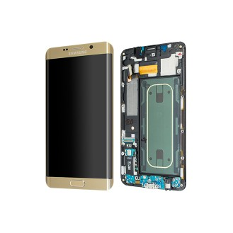 More about LCD Display Samsung G928F Galaxy S6 Edge+ Original full set Gold