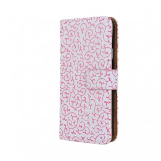 More about Pink Edel  Flip Case Tasche Kreditkartefach iPhone 6+ 6S+