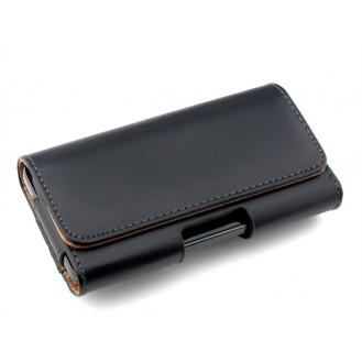 Leder Gürteltasche Etui für Samsung Galaxy i9100 S3
