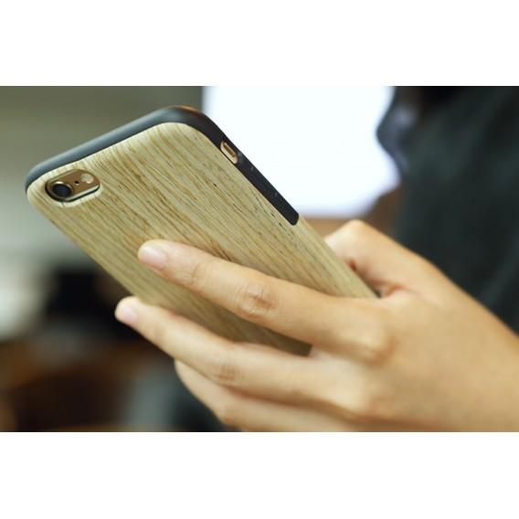 Walnuss Rock Case iPhone 6 Plus und 6S Plus