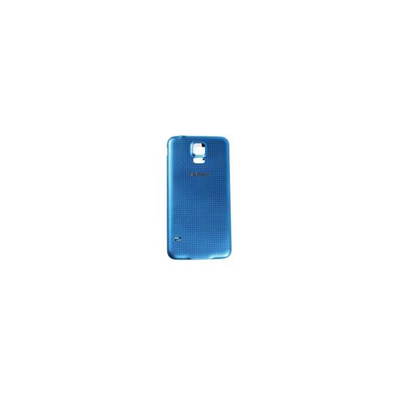 Samsung G900F Galaxy S5 Akkufachdeckel Blue