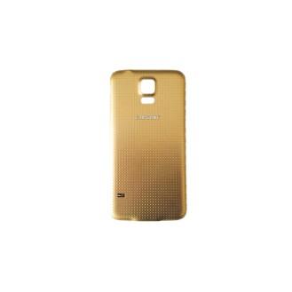 Samsung G900F Galaxy S5 Akkufachdeckel Gold