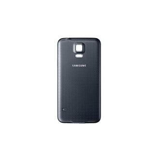 Samsung G900F Galaxy S5 Akkufachdeckel Schwarz