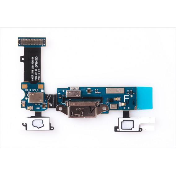 Ladebuchse USB Dock Connector Flex Home Button SM-G900F