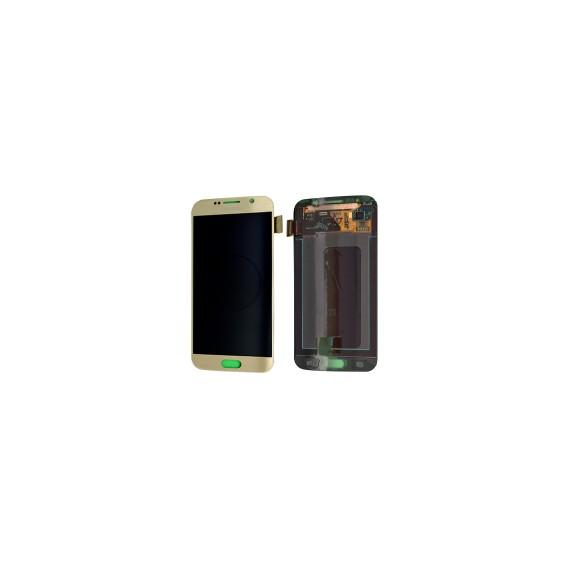Original Samsung Galaxy S6 SM-G920 LCD Display Gold