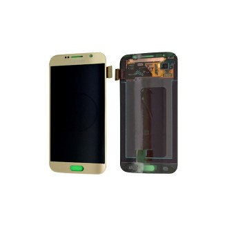 Original Samsung Galaxy S6 SM-G920 LCD Display Gold