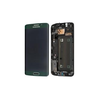 Original LCD Display Samsung G925F Galaxy S6 Edge Green