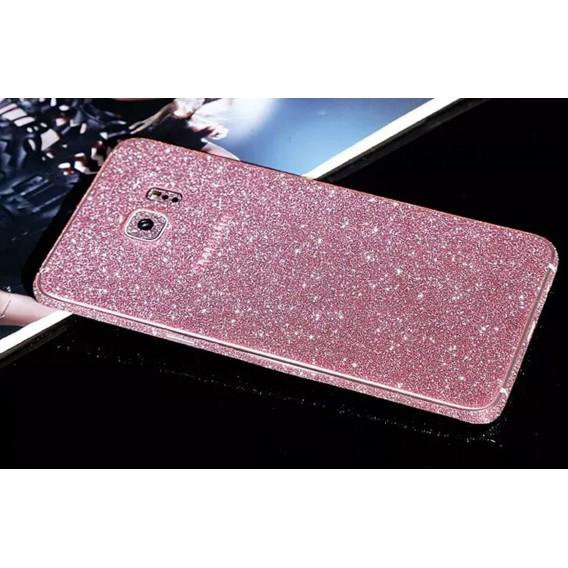 Samsung s6 Edge+ Pink Bling Aufkleber Folie Sticker Skin