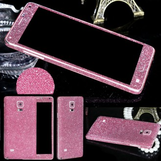 More about Galaxy Note 4 Pink Bling Aufkleber Folie Sticker