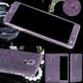 Galaxy Note 4 Lila Bling Aufkleber Folie Sticker