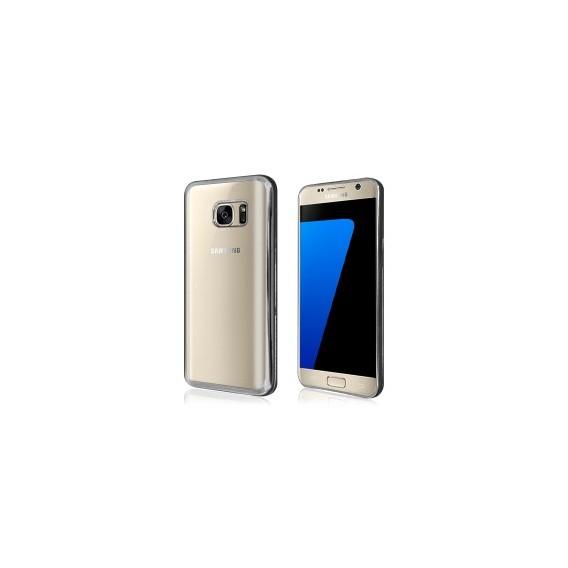 Galaxy S7 Schwarz Silikon TPU Hülle