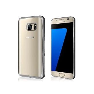 More about Galaxy S7 Schwarz Silikon TPU Hülle
