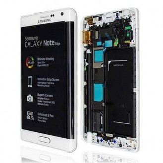 Samsung Galaxy Note Edge SM-N915 Original LCD Display Black
