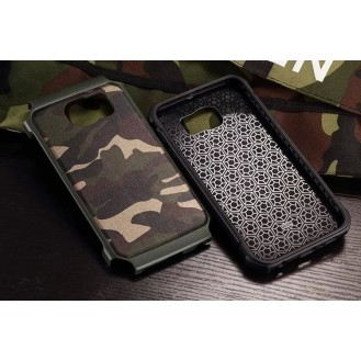 Outdoor TPU Militär Case Galaxy S7
