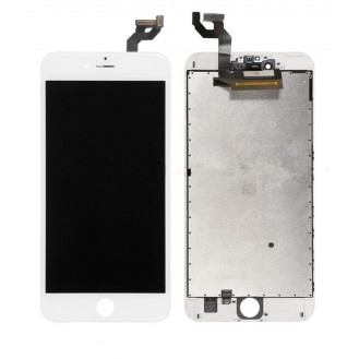 iPhone 6S Plus OEM LCD Display Weiss