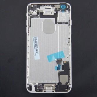 iPhone 6 Backcover Middle Frame Akkudeckel Grau (Vormontiert!)