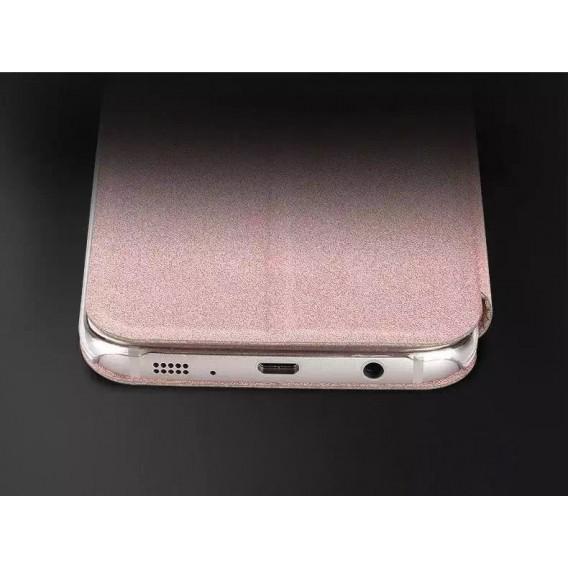 Samsung Galaxy S7 Etui Case Dünn Rosa