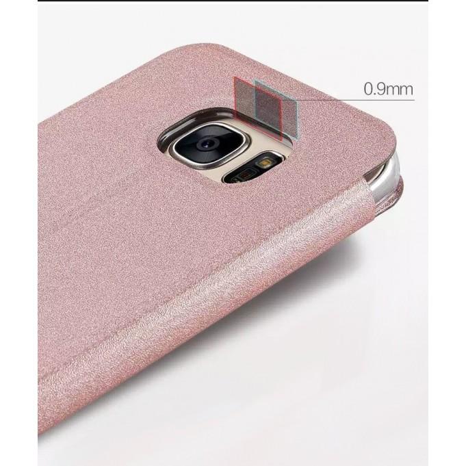 Samsung Galaxy S7 Edge Etui Case Rosa
