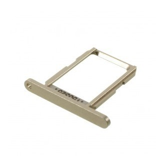 Samsung Galaxy S6 Sim Tray Karten Adapter - Gold