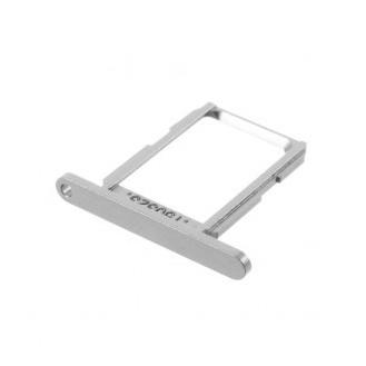Samsung Galaxy S6 Sim Tray Karten Adapter - Silber
