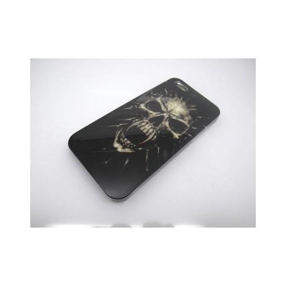 Skull Hart case cover für iPhone 5