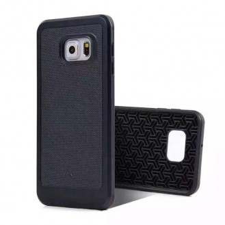 Outdoor TPU Case Galaxy S7 Edge Schwarz