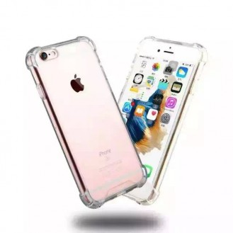 Clear shock proof Cover iPhone 6 Plus / 6s Plus Transparent