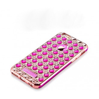 Edle 3D Hülle für das iPhone 6 Plus / 6s Plus Pink