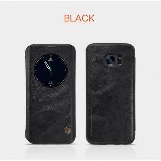 Nillkin Ledertasche für Samsung Galaxy S7 Edge